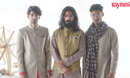 Raymond's khadi collection launched in 300 countrywide stores
