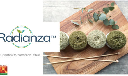 Reliance to showcase yarns with Radianza at Yarn Expo