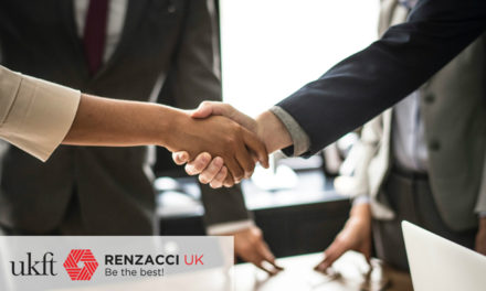 Renzacci and UK Fashion & Textile Association join hands