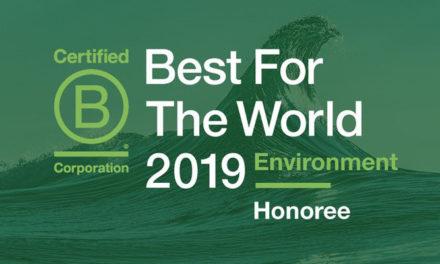 Sympatex gets B Lab sustainability certification