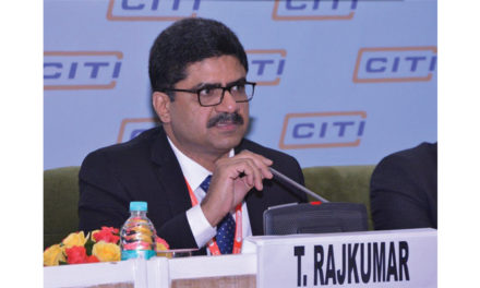 T Rajkumar appointed as Chairman of CITI