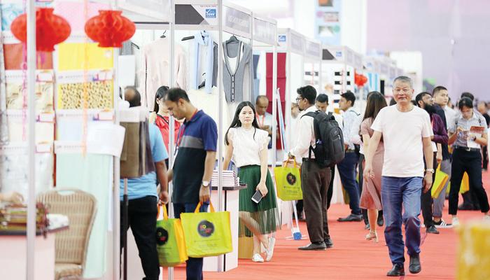 Textech Bangladesh International Expo begins