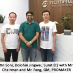 PROMAKER – Eyeing to become world's leading embroidery machine company in next five years