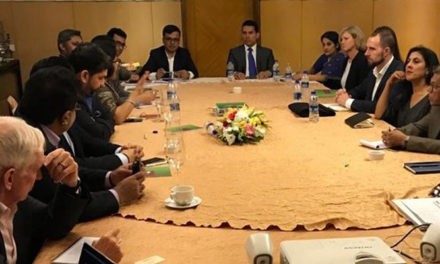 BGMEA and Nirapon discuss workers' safety in Bangladesh