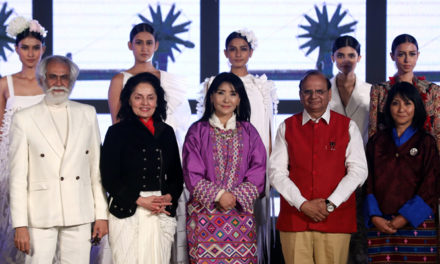 Bhutan Show organised by Indian Embassy in collaboration with FDCI