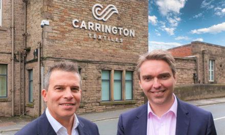 Carrington Textiles shuffles team amidst international growth