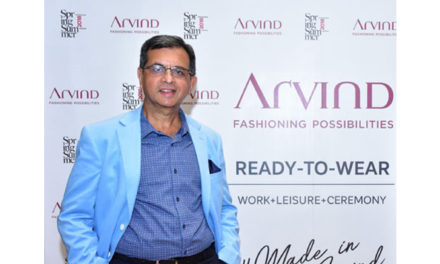 Casual and denim player Arvind Fashions focusing on growth