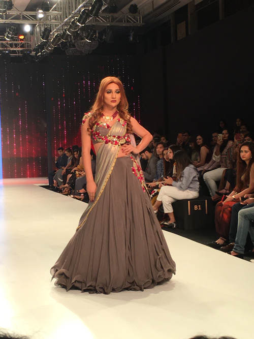 Designer Archana Kochhar Opens Bombay Times Fashion Week Apparel Views
