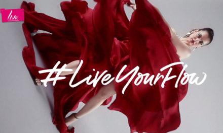 Liva announces new #LiveYourFlow campaign
