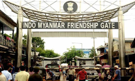 Myanmar-India border trade increase