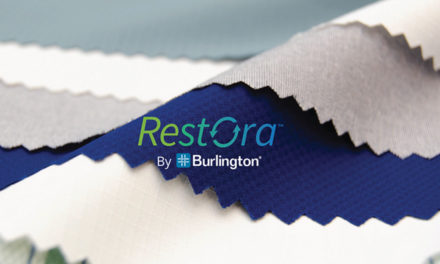 Restora™ Collection features high-performance fabrics