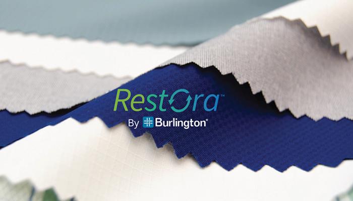 Restora™ Collection features high-performance fabrics