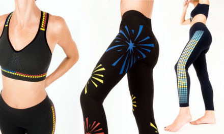 Stretch your sports style with Sensitive® Fabrics