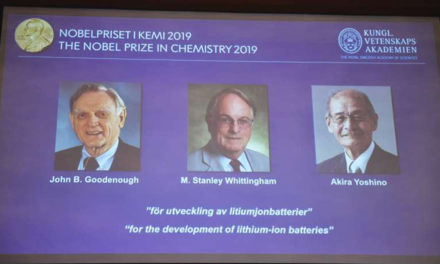 Sustainable technology shines in the Nobel Prize recognition