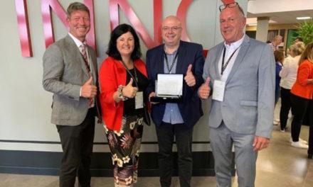 VEIT GmbH receives Hugo Boss Award