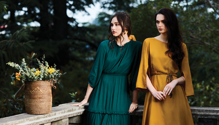 ECOVERO™ by LENZING™ marks entry into Indian fashion brands
