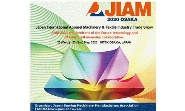 90 percent of space at JIAM OSAKA booked