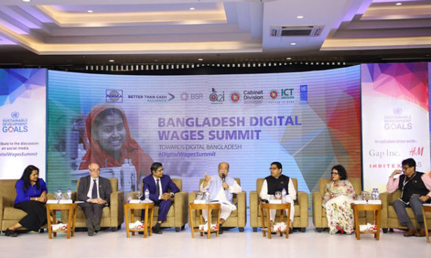 Bangladesh govt. commits for easier financial service access