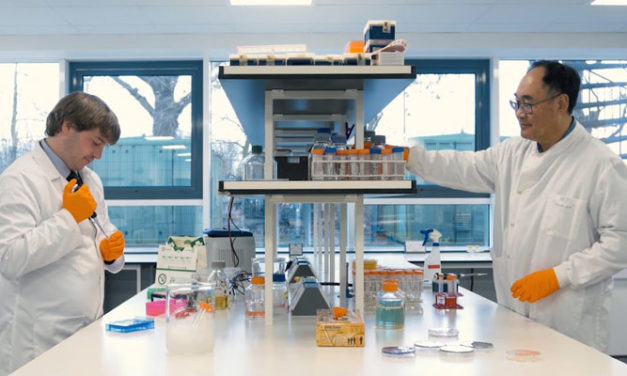 Colorifix launches industrial-scale trials of biological dyes