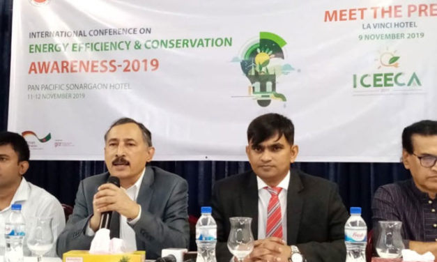 Energy Efficiency and Conservation Awareness conference in Bangladesh
