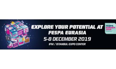 Fespa Eurasia 2019 to be than 2018 edition