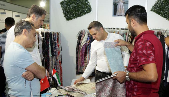 International Apparel and Textile Fair showcases world yet again to Mena Region