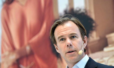 Karl-Johan criticised over fast fashion comments