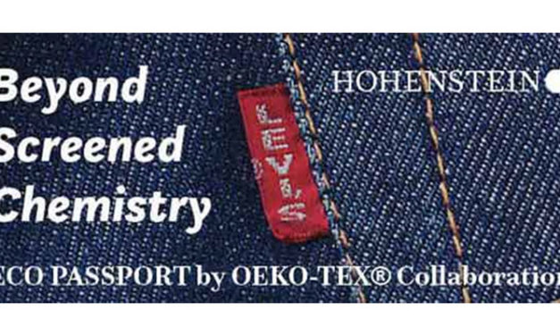 Levi Strauss and Hohenstein collaborate