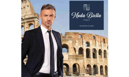 MODA Biella launches Winter Collection for India market