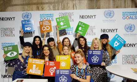 Messe focusing on Sustainable Development Goals with global partnerships