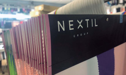 Textile Group Nextil sponsoring ethical fashion event