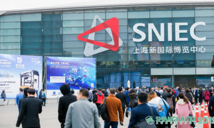 China's textile industry's biennial event ShanghaiTex 2019 begins