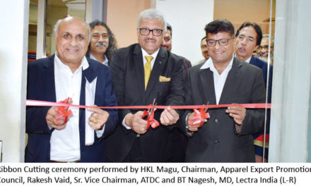 AEPC Industry 4.0 Experience Center powered by Lectra gets inaugurated