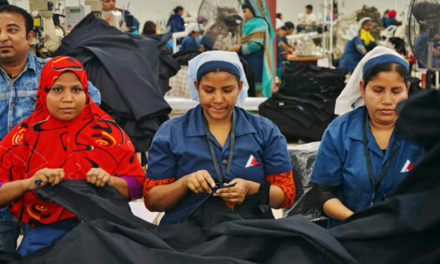 Apparel workers from Bangladesh exploited in Jordan