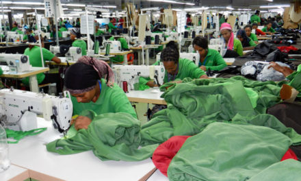 Ethiopia turning into manufacturing hub for textiles