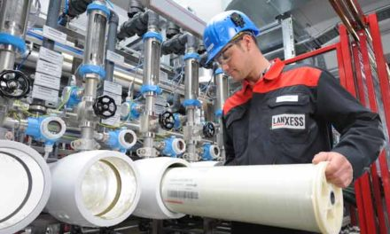 """LANXESS signs """"sustainable"""" revolving credit facility"""