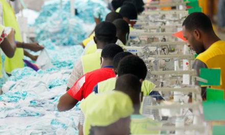 Limitation set on duty-free apparel from Haiti to US