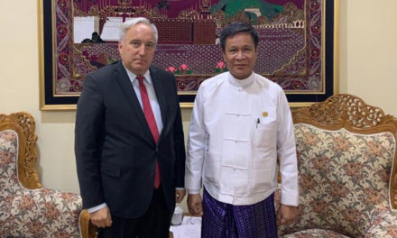 Myanmar aiming to increase exports to Turkey