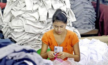 Myanmar's garment exports to meet target by 2024