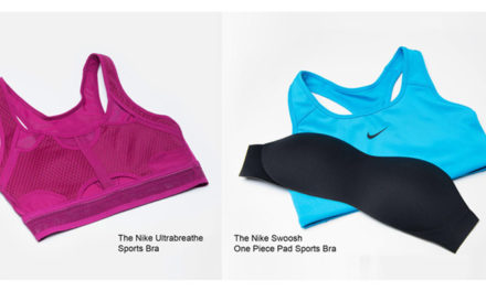 Nike introduces new innovations for sports bra segment
