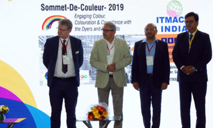 SDC organises conference on Engaging Colour, Coloration & Compliance with dyers and Colourists