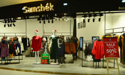 Samshék increasing fashion technology awareness