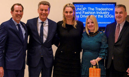 Texpertise Network, Conscious Fashion Campaign, and UN Office provide insights into future cooperation