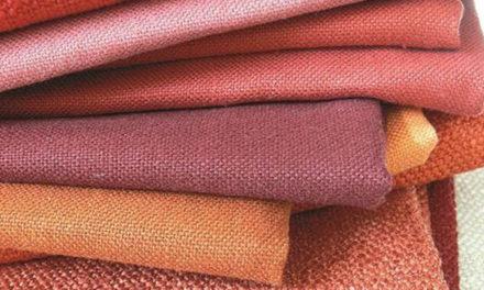 Woven linen fabrics exports increases