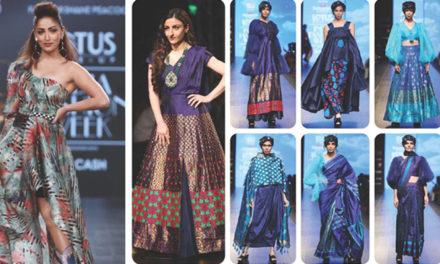 Lotus Make-up India Fashion Week