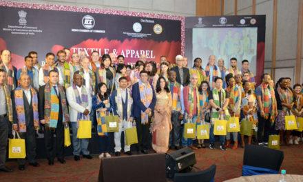 1st Reverse buyer seller meet on textile organised in West Bengal