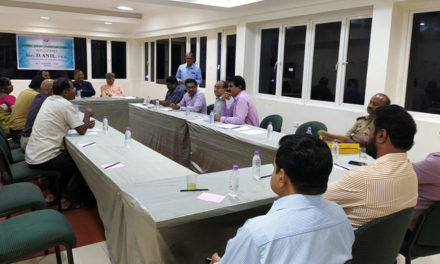 AEPC VC meets govt. officials to discuss issues of Risky Exporter status