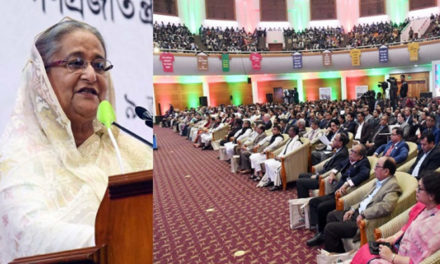 Bangla PM urges industry to diversify products
