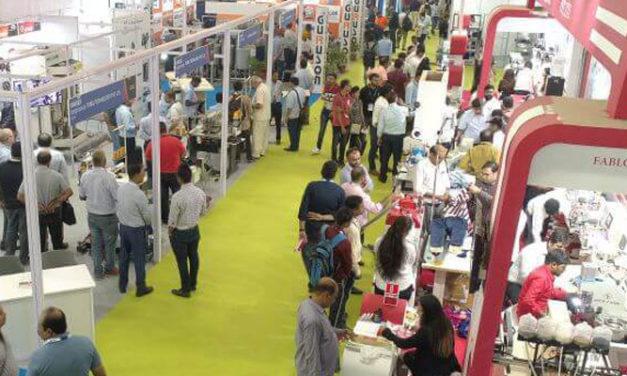 Booths selling fast at Gartex Texprocess New Delhi edition