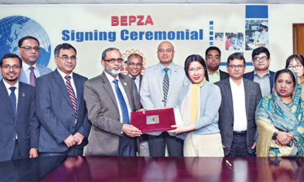 China-Bangladesh joint venture to invest in garment accessories unit